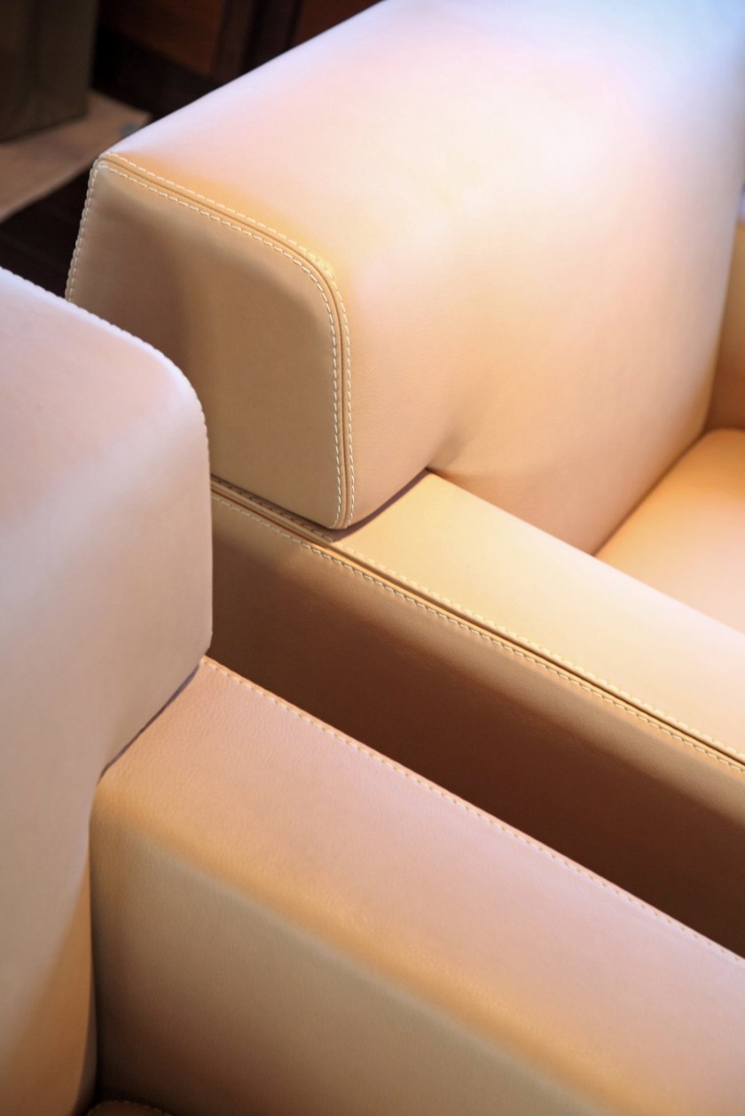 fine leather upholstery